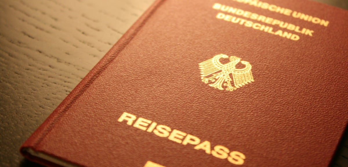 Passeport allemagne brexit juifs Observatoire Pharos