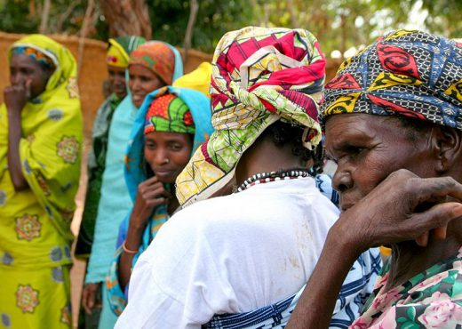 Femmes peules dozos mali violences Observatoire Pharos