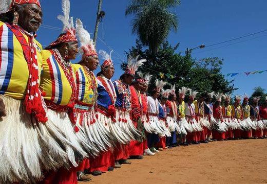 populations autochtones paraguay