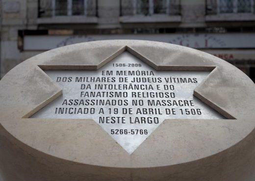 monument massacre Histoire juive