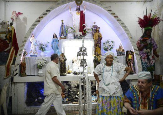 Umbanda cultes afro-brésiliens