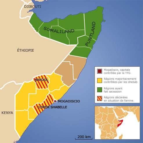 Somalie : contexte géopolitique