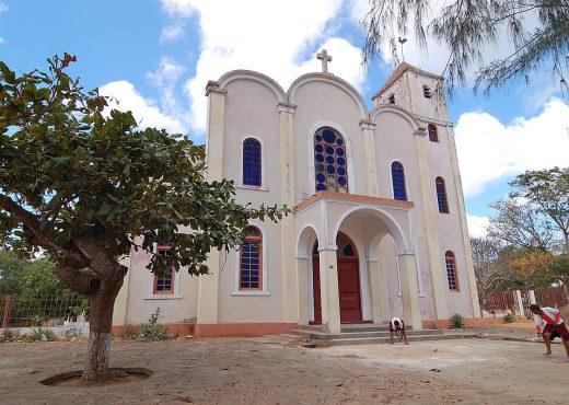 Cathédrale Pemba Mozambique