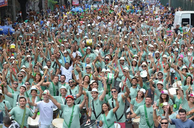 carnaval bloco Rio