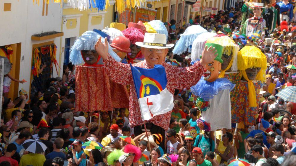 Carnaval Pernambouc Brésil