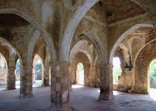 Mosquée de Kilwa Kisiwani, Tanzanie