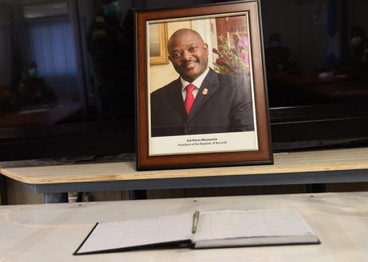 Doléance du président Nkurunziza