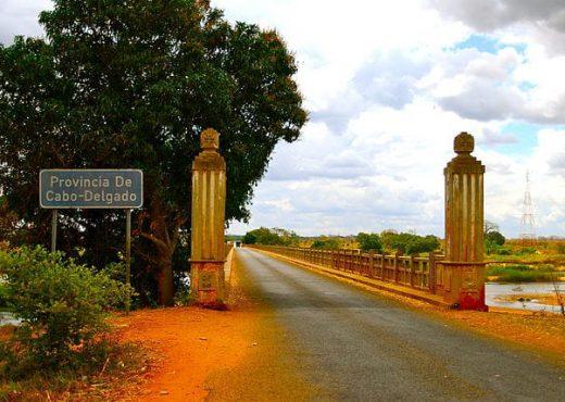 Cabo Delgado frontière