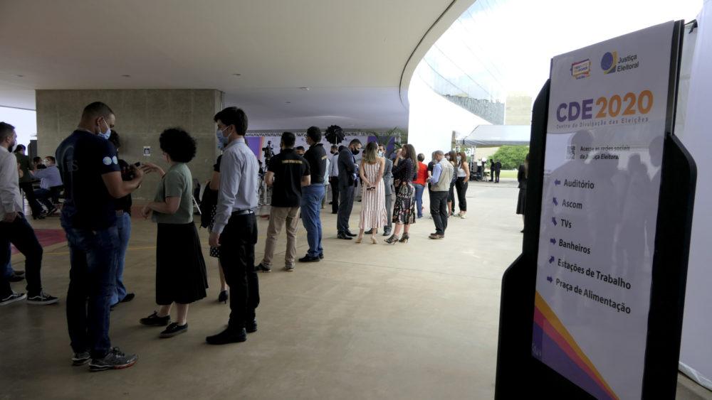 Élections municipales 15 novembre 2020 Brésil diversité d'opinions