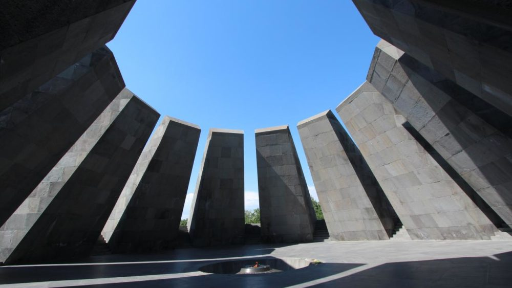 mémorial du génocide arménien