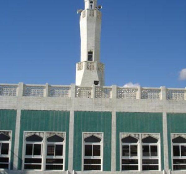La première mosquée de France, à La Réunion