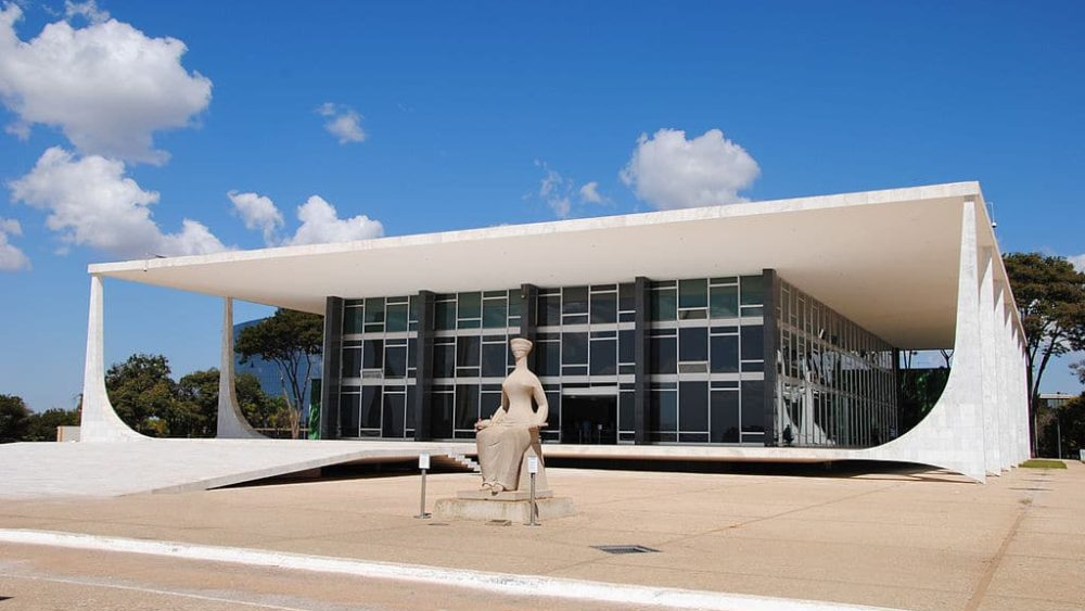Cour suprême brésilienne